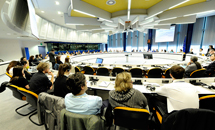 Organising a European Conference